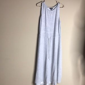 The Limited Gray Flowing Dress Size Medium